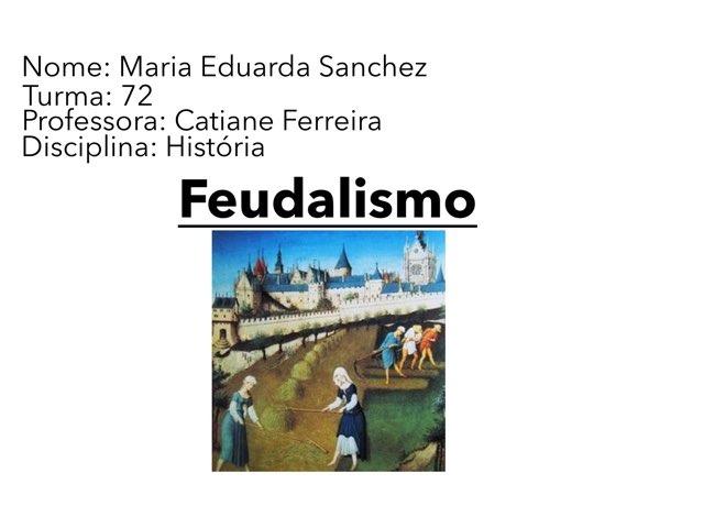 Maria Eduarda Sanchez by Rede Caminho do Saber