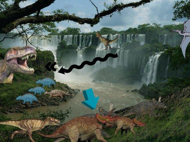 بازل الديناصورات  by ماجد الماجد
