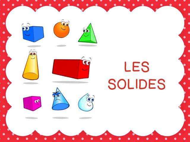 Les Solides by Emmanuelle Botta
