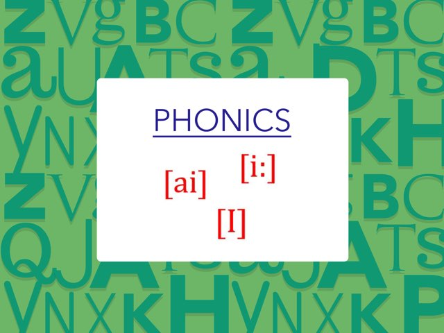 ESL PHONICS 1 by Laurence Micheletti