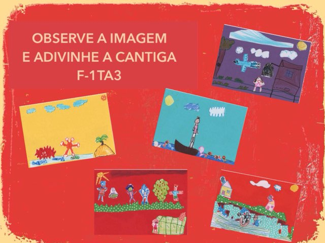 PROJETO CANTIGAS - F1TA3 - 2017 by porto morumbi