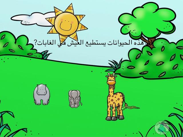 لعبة الحديقه by uابتسام