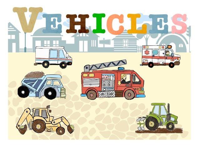 Vehicles by Noraini Padillah