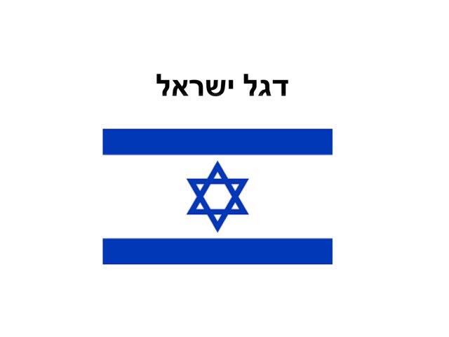 דגל ישראל by שירה בס
