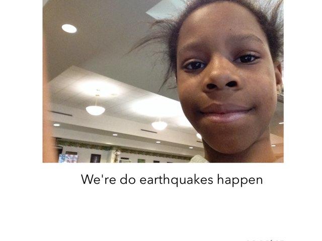 Earthquakes  by Jane Miller _ Staff - FuquayVarinaE