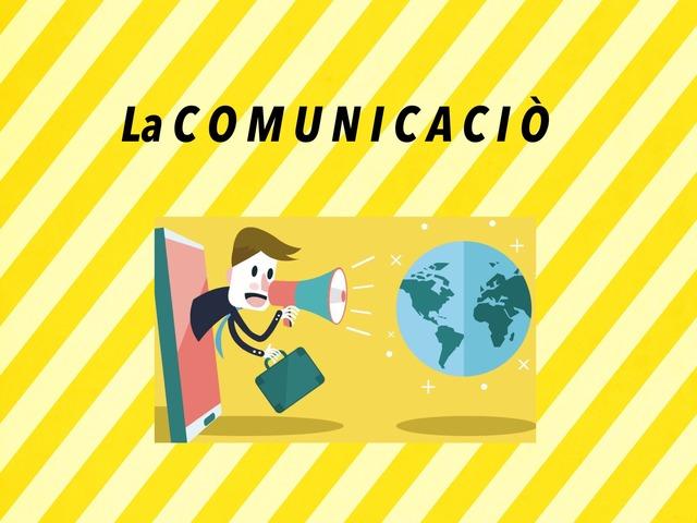 La COMUNICACIÒ by Corado Ramis Nuria