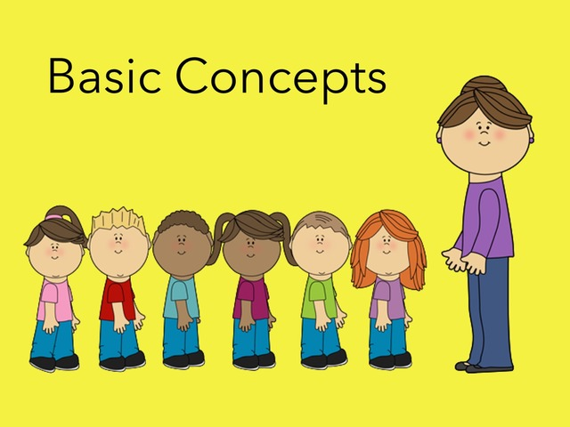 Basic Concepts  by Carol Smith