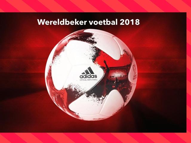 Wereldbeker Voetbal by Sofie Van Maercke