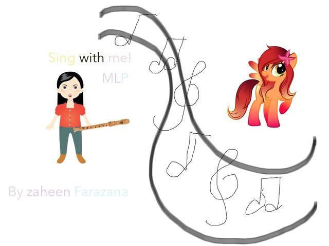 Sing With Me MLP  by Idah Rahman