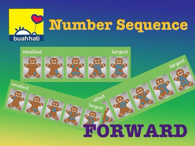 Number Sequence by Gundala Petir