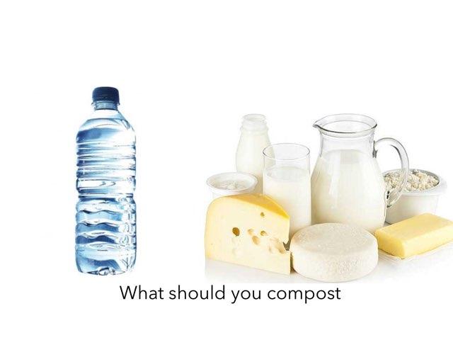 Compost by Rebecca Cochrane