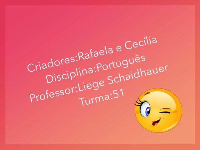 Cecília e Rafaela by Rede Caminho do Saber
