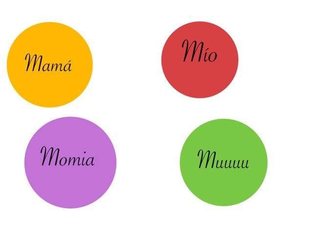 Letra M by Montse Poyatos
