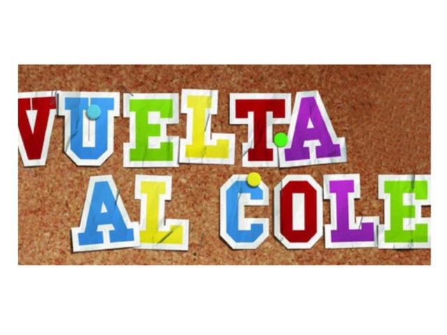 Vuelta Al Cole by Marta Rubio Trincado