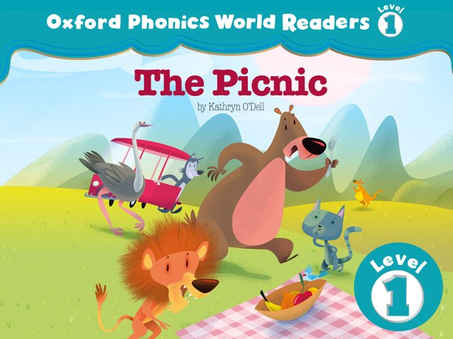Phonics World Readers 1: The Picnic by Oxford University Press