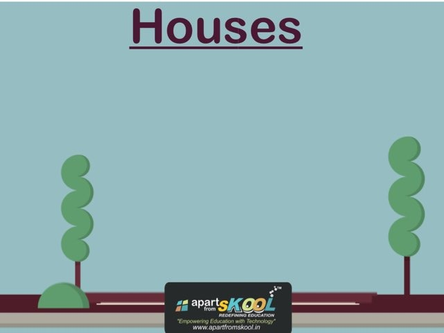 Houses  by TinyTap creator