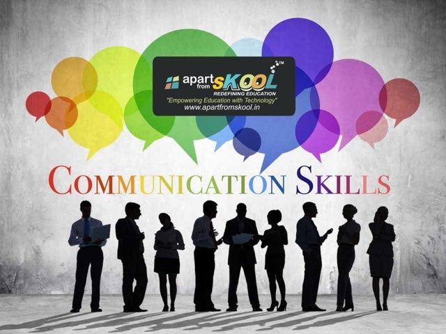 Communication Skills by TinyTap creator