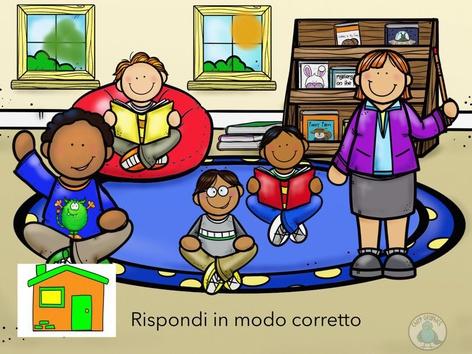 Prova Gioco In Classe by Tommasi Camilla