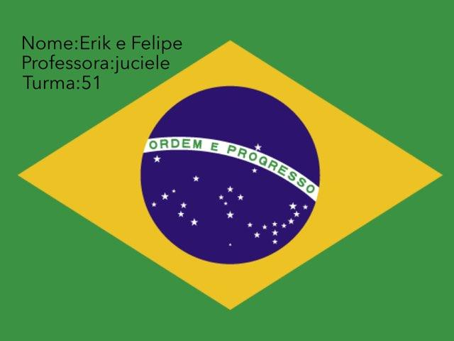 Erik E Felipe by Rede Caminho do Saber
