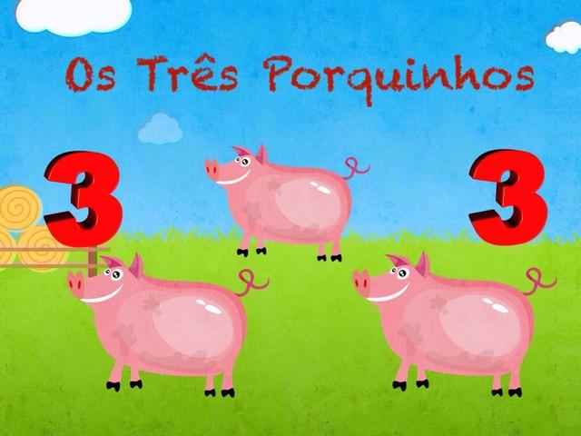 Os Três Porquinhos by Infantil Legolar