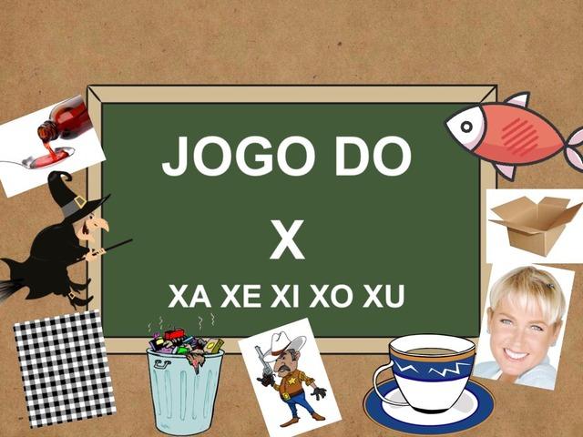 JOGO DO X by Tobrincando Ufrj