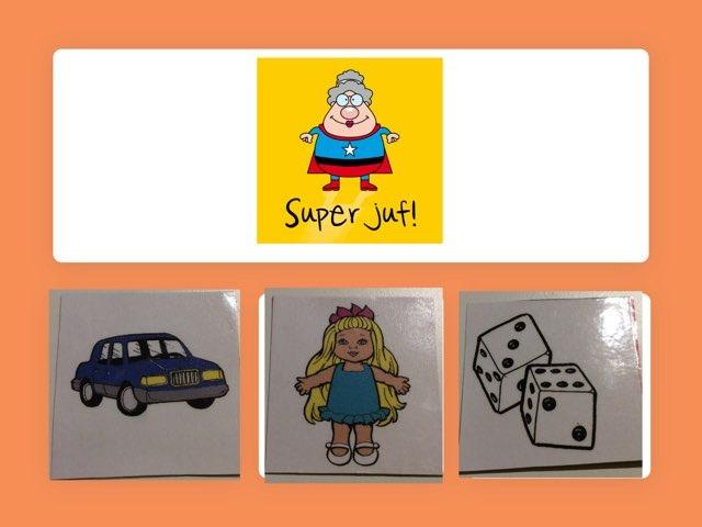 Eerste En Laatste Woord: Speelgoed by Rebecca Beckers