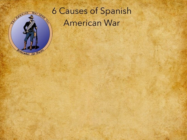 Spanish American War by Adam Wiginton