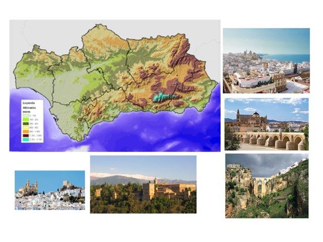 Lugares De Andalucía by Raúl Moreno Pozo