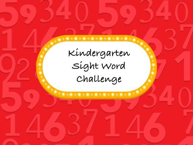 Sight Words by Sherise Robertson