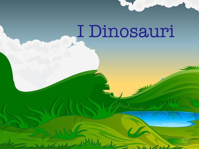 Dino by Annalisa Gallo