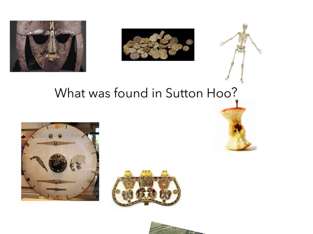 Sutton Hoo Game Lukas by RGS Springfield