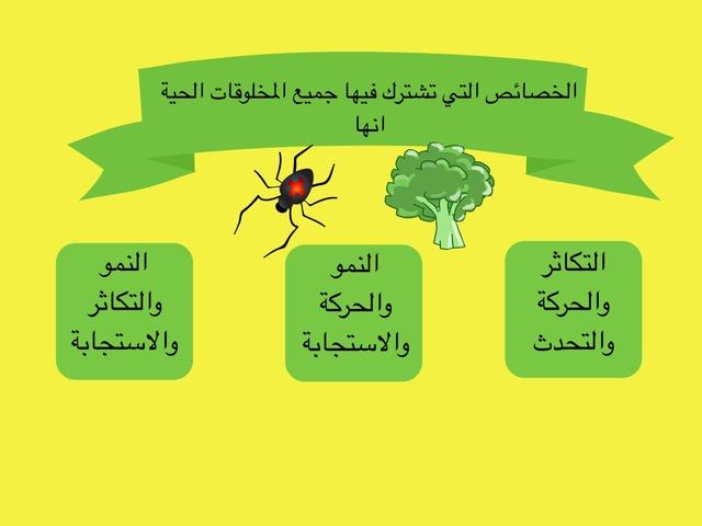 علوم الصف الثالث الابتدائي by علي الزهراني