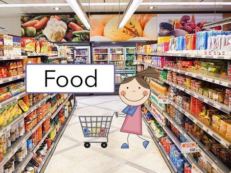 Food (Easy) by Miranda Chan