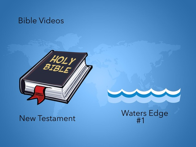 Bible Videos: New Testament #5 by Carol Smith