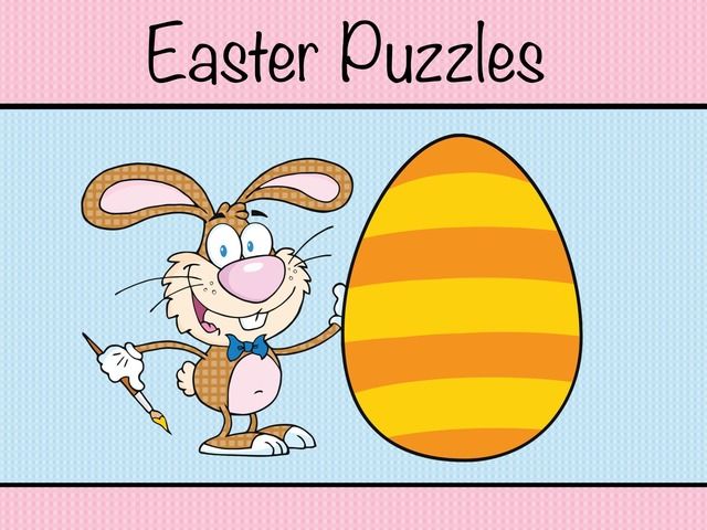 Easter Puzzles Game by Cici Lampe