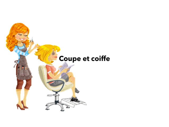 Coupe Et Coiffe by Neascola Neascola