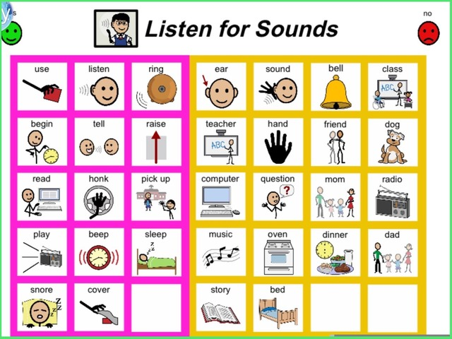January Unique Unit Supplemental Reading Sight Word Find: Listen For Sounds  by Tanya Folmsbee