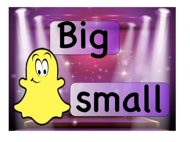 Big And Small by Aisha Aziz