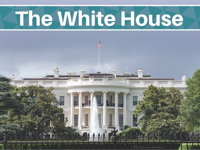 The White House  by Kids Dailies