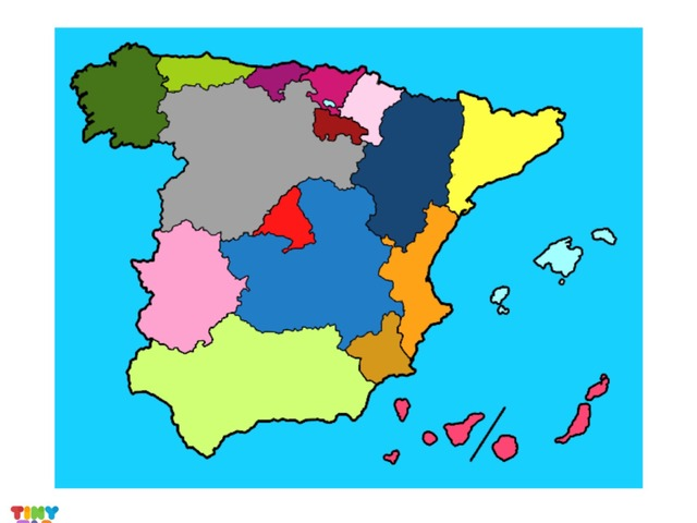 Comunidades Autonomas 2 by Blanca Lopez Cediel