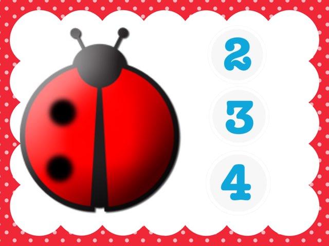 FS2 Ladybird Doubles by St Bernadette's EYFS