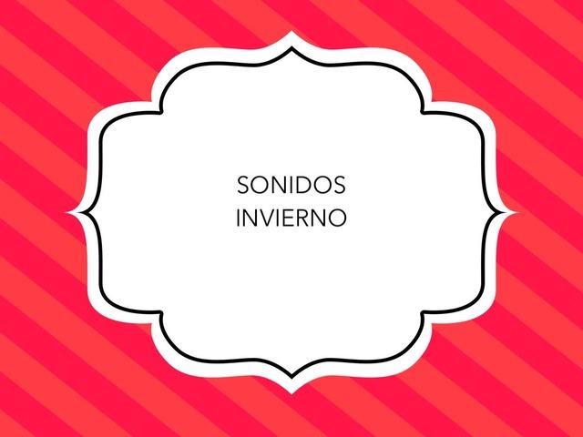 SONIDOS INVIERNO by Maria Garcia