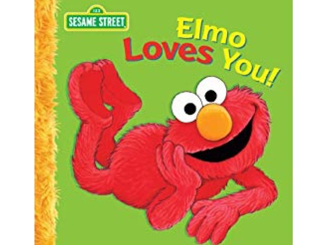 Elmo Loves You by Brian Alejandro Gil