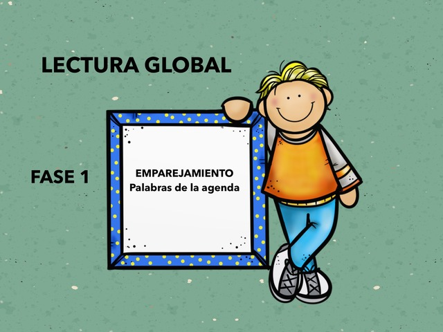Lectura Global. Fase 1 by Elena Rodríguez