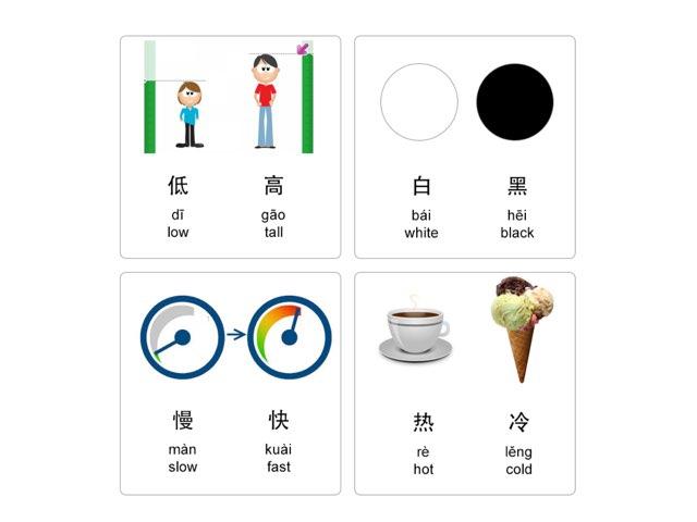 反义词 by Wenqin Zhuang