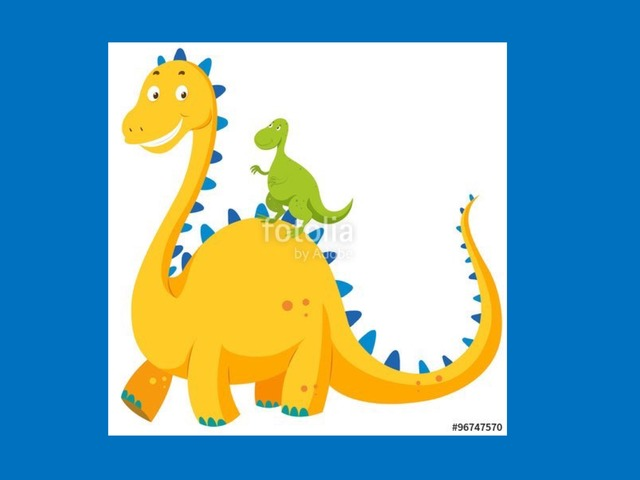 Dinozaur by Lena Lempert