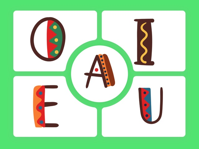 Short Vowel Sounds by Curtis Caldwell