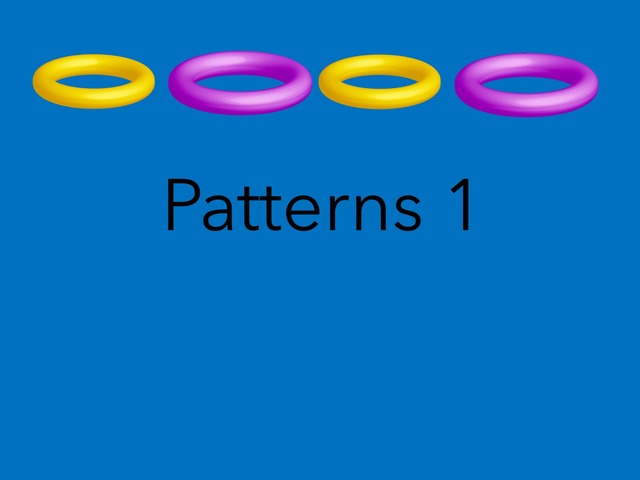 Patterns 1 by Sonia Landers