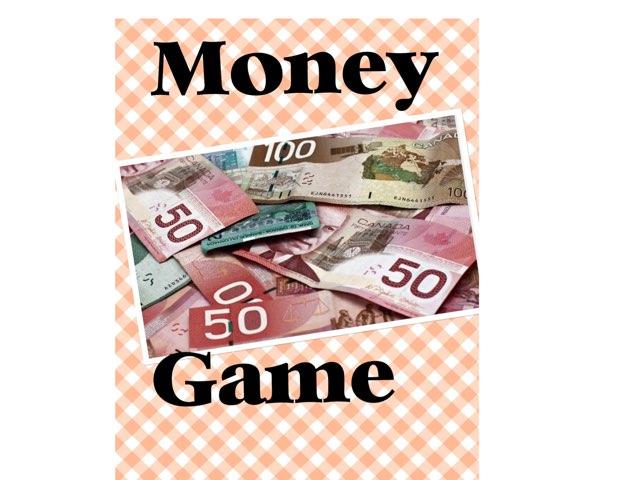 Money Game  by Linda Motta