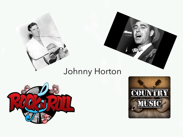 Johnny Horton by Albert State